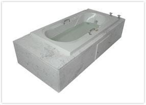 Instalação Banheiras, Spas, Ofurôs, Saunas e Decks e Madeira ou Pedra