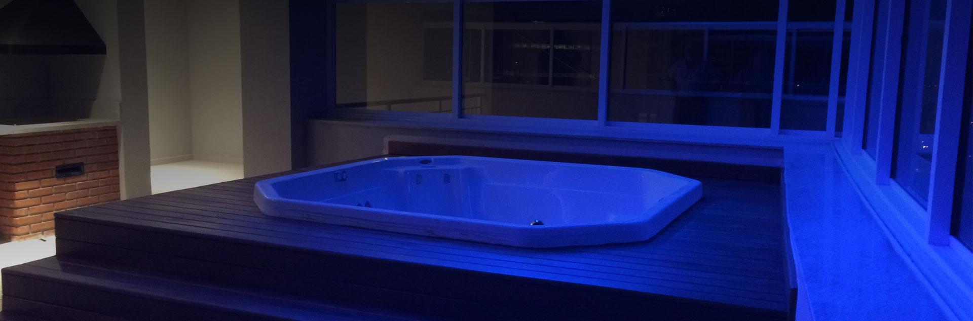 Instalação de Banheiras Personalizada
