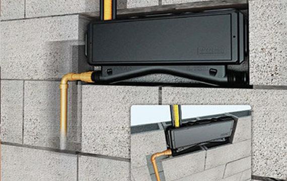 Pré-instalação de ar condicionado