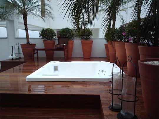 Banheiras: a qualidade da instalação é fundamental