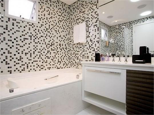 Acabamentos Banheiro